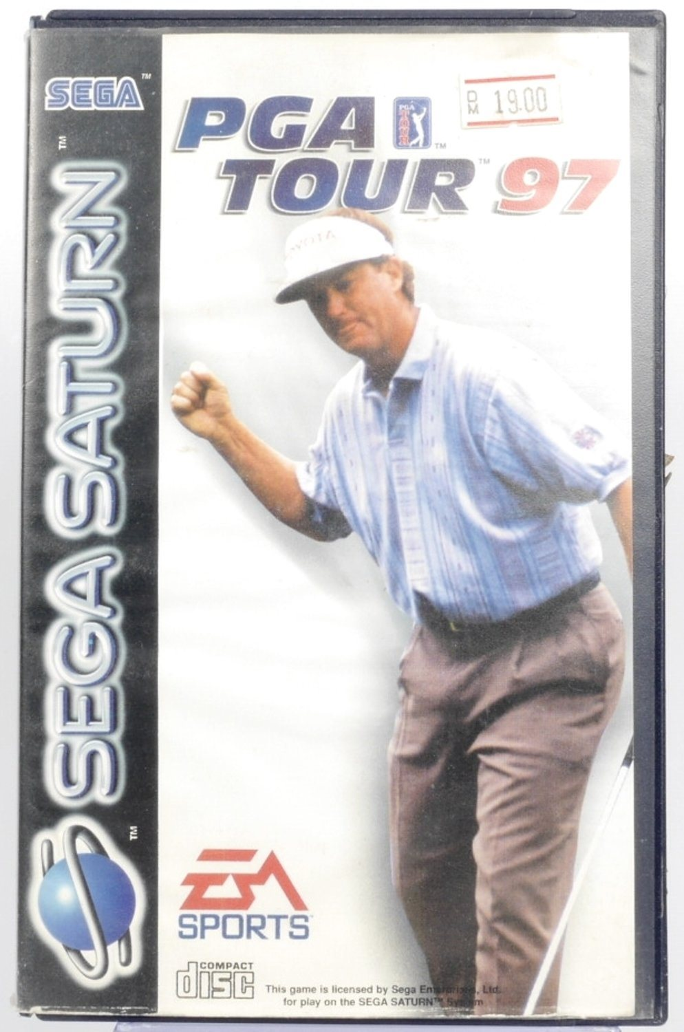 PGA Tour 97 -  - PAL (EU)
