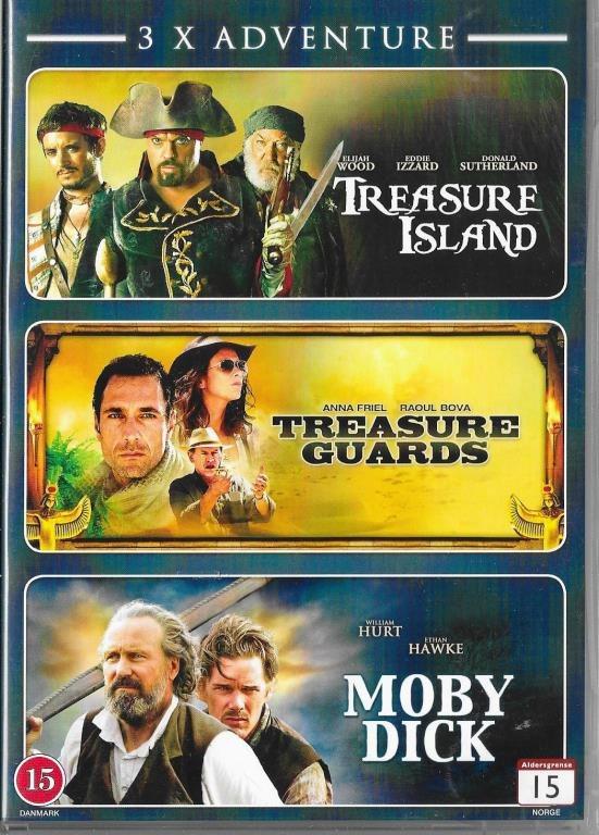 Island Dick treasure