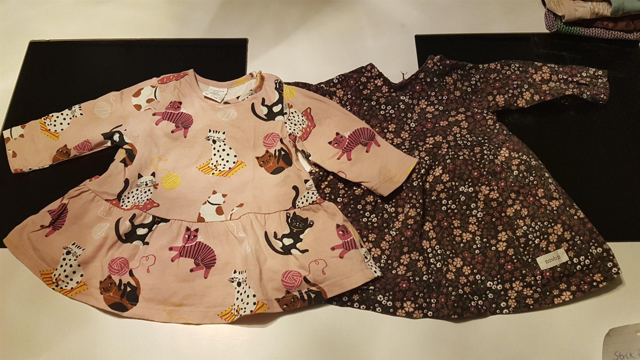 Klädpaket barnkläder storlek 62 (339250889) ᐈ Köp på Tradera a024bad4385e2
