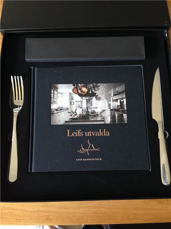 Leif mannerström presentbox