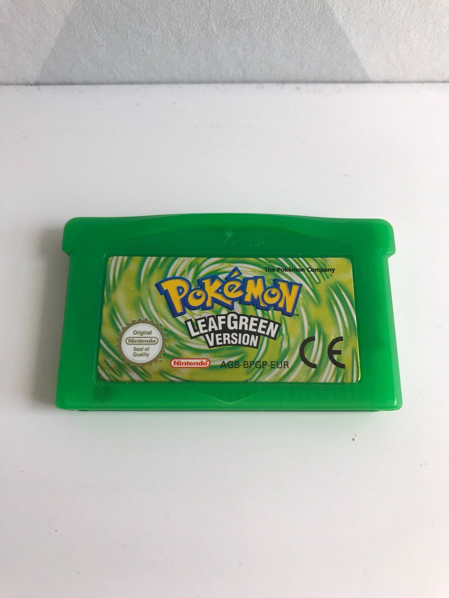Spel till Game boy Advance - ?Pokémon Leaf Green version / pokemon Nintendo