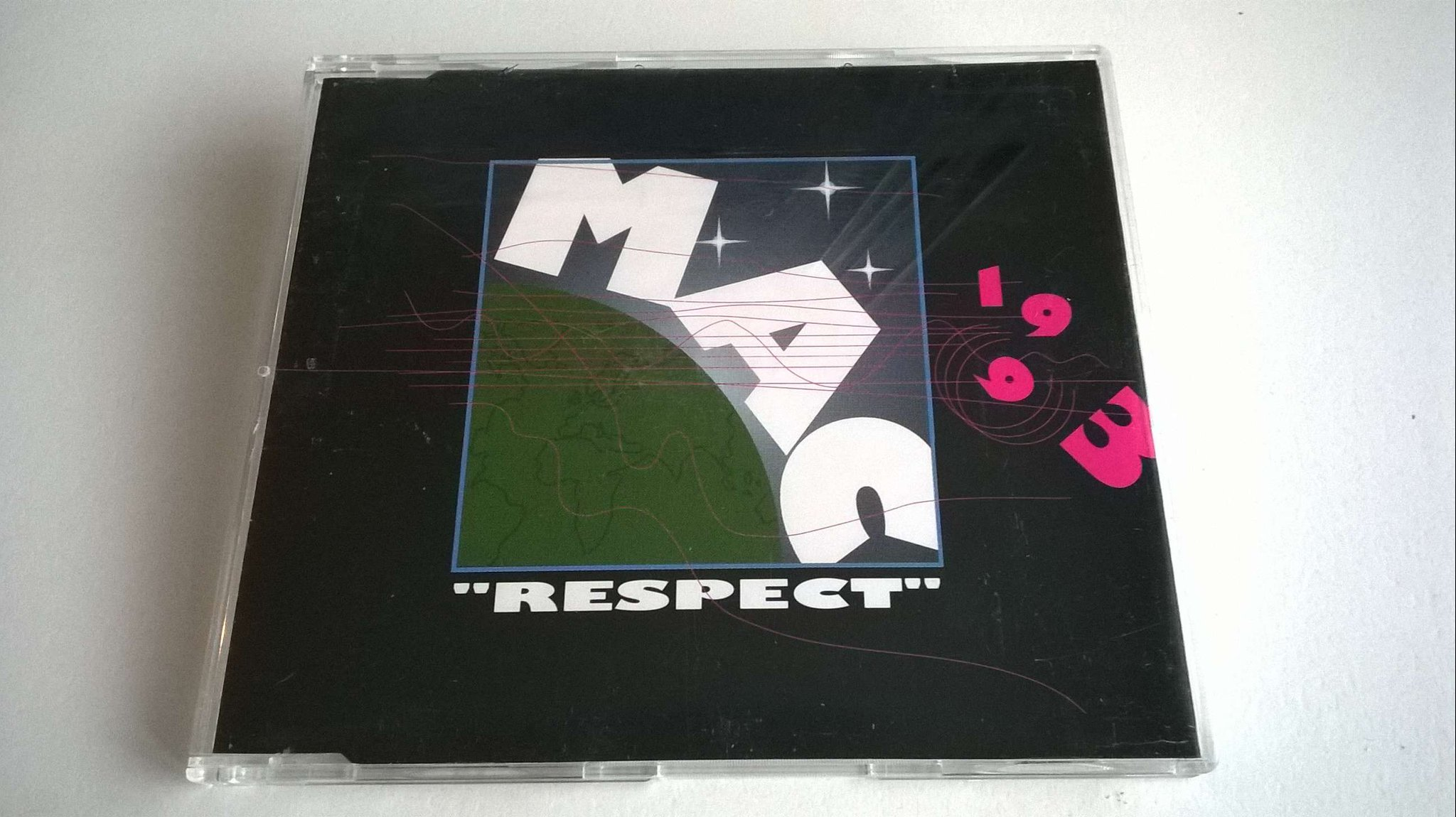 Mac - Respect, CD, Maxi-Single