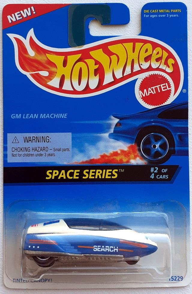 Äldre Hot Wheels - GM Lean Machine