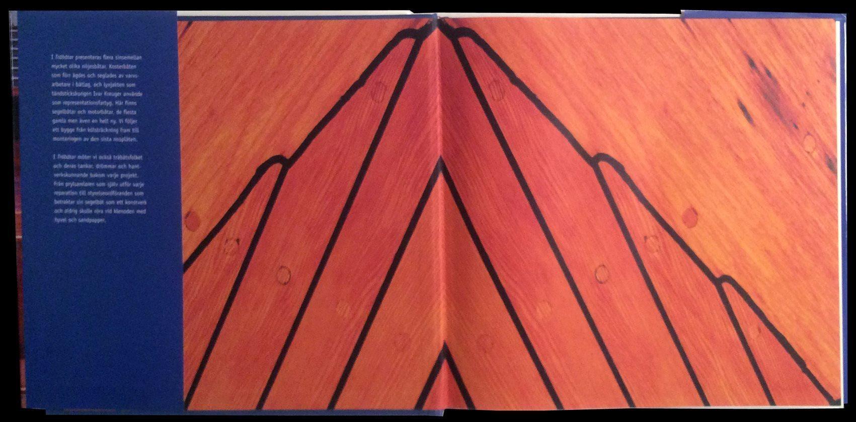 Träbåtar - Om konsten att älska älska älska och vårda en träbåt 856683