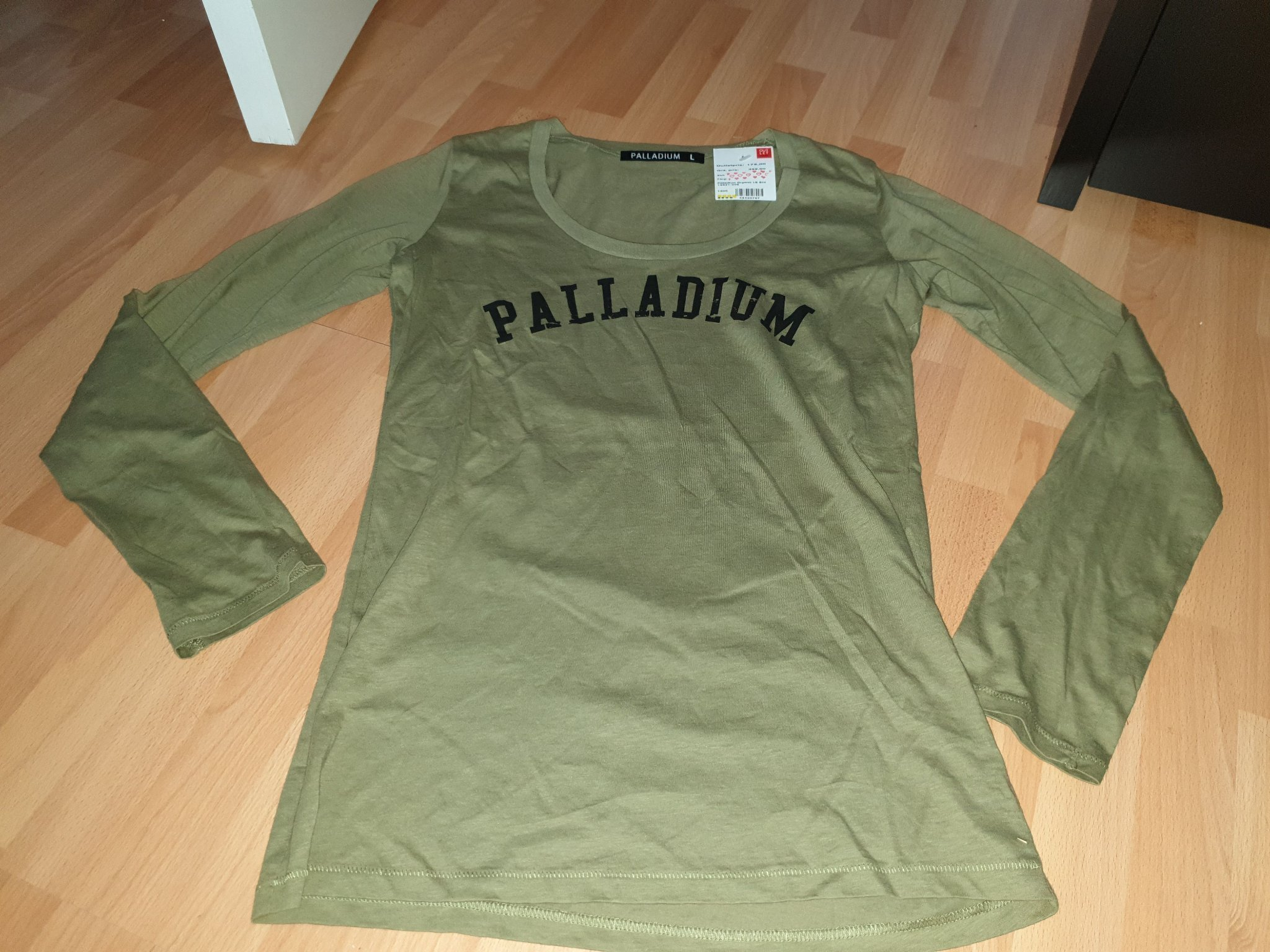popularne sklepy przemyślenia na temat ceny detaliczne Palladium långärmad tröja i storlek L (368468935) ᐈ Köp på ...