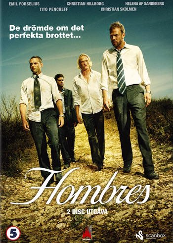 Hombres - 2 disc (Emil Forselius, Christian Hillborg)