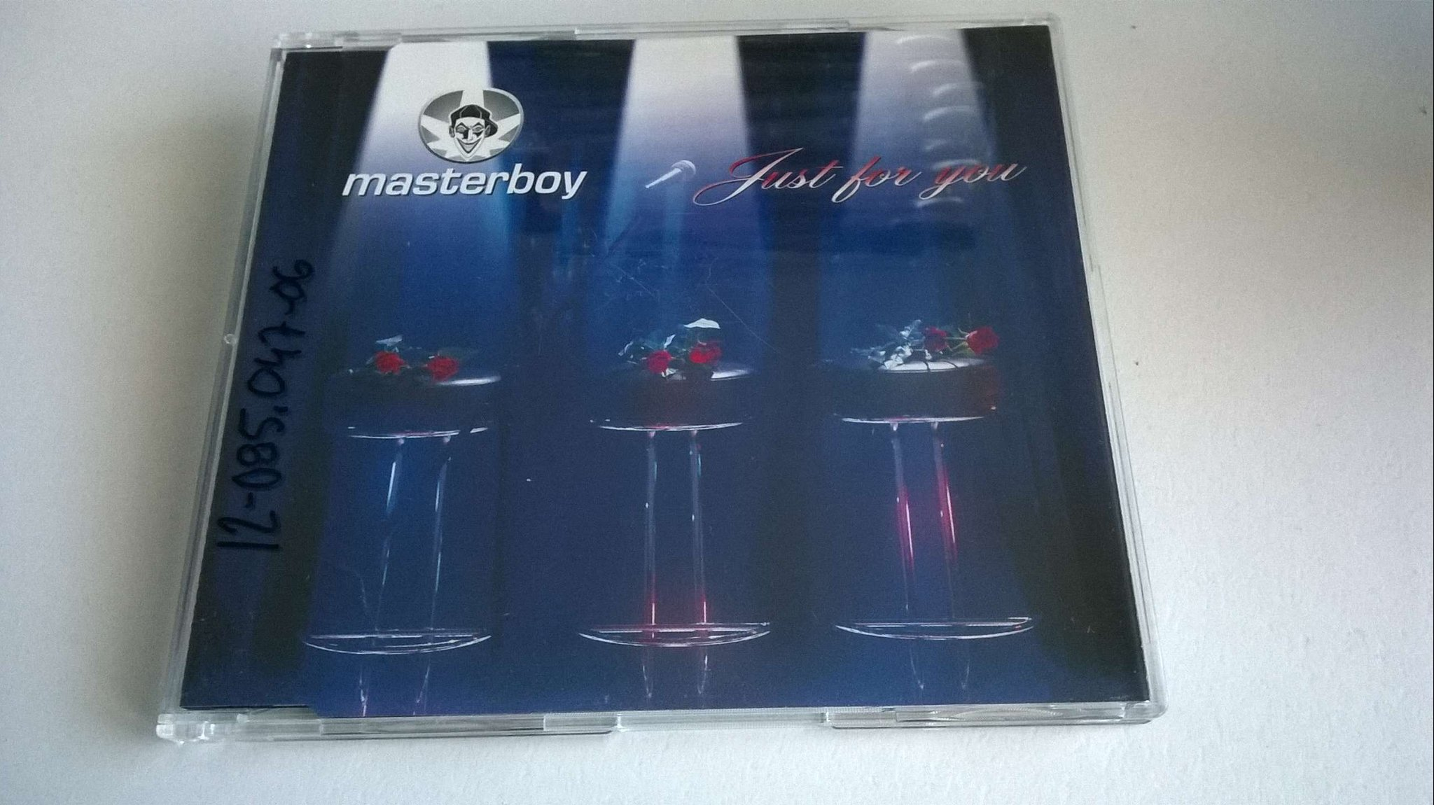 Masterboy ?- Just For You, CD, Maxi-Single, PROMO