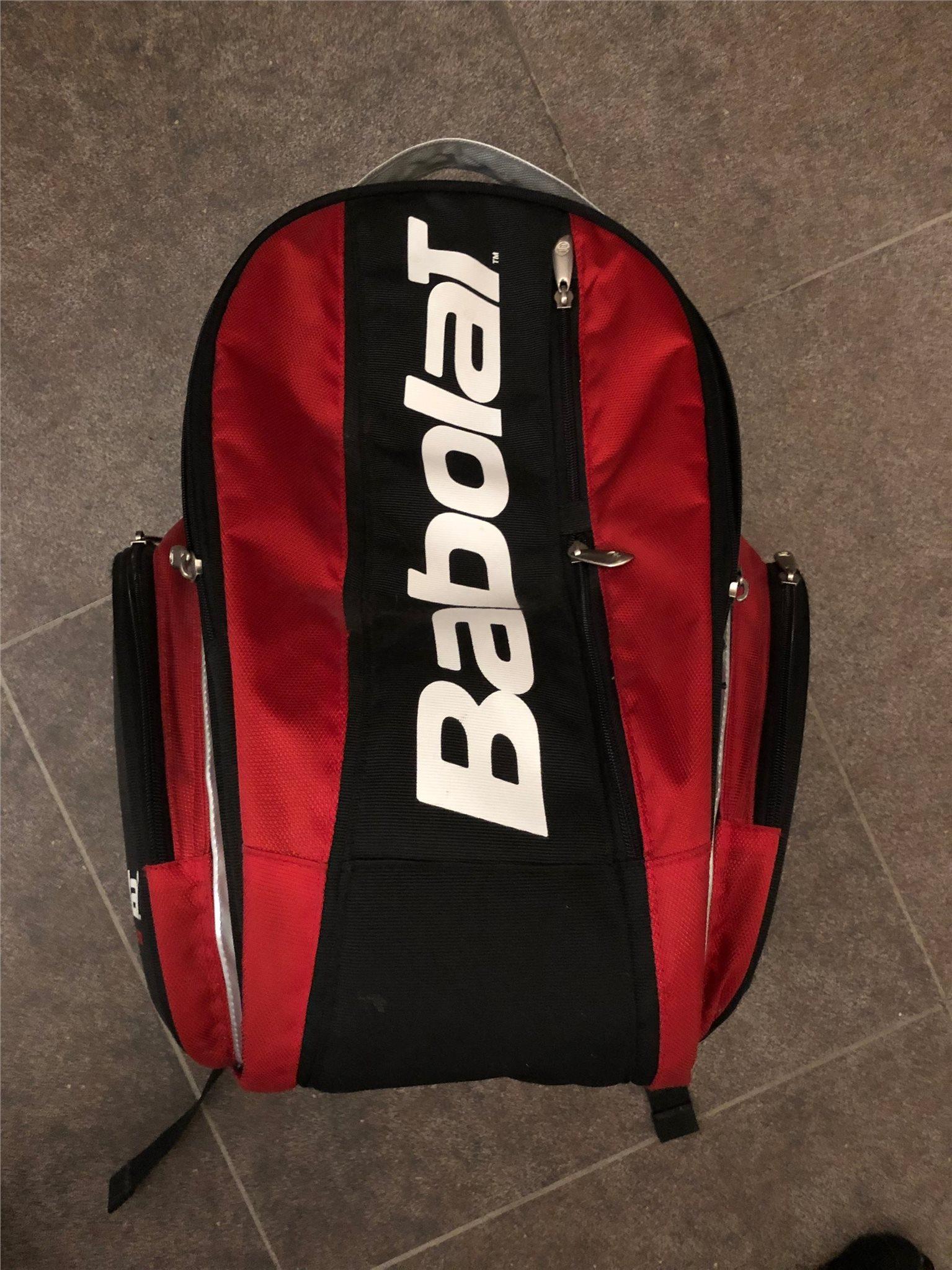 BABOLAT Tennis väska + ett Babolat Juniorrack e1653436c5bbf