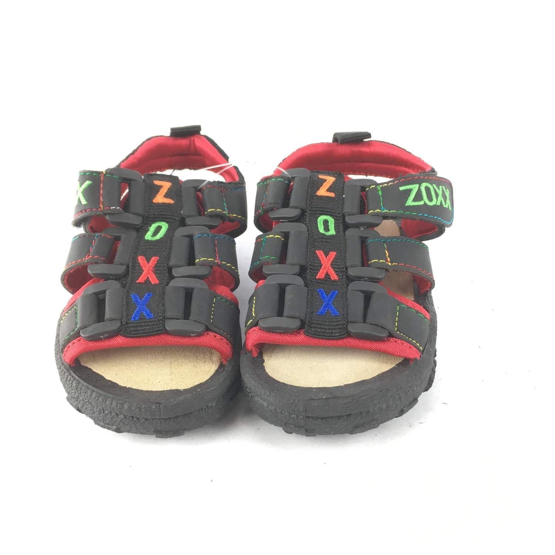 Sandaler, Zoxx, stl 24, Röd
