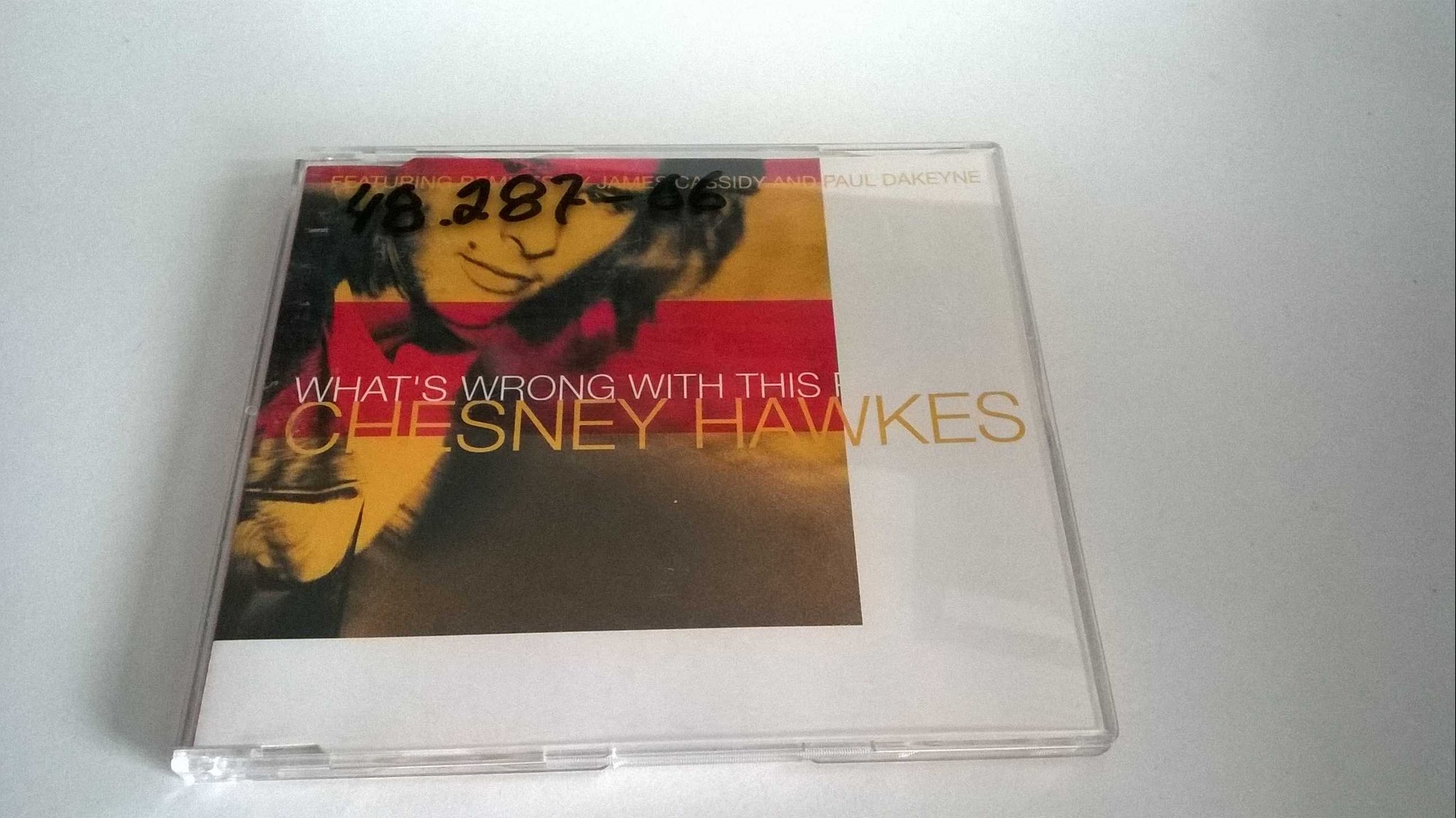 Chesney Hawkes - What's Wrong With This Picture? CD