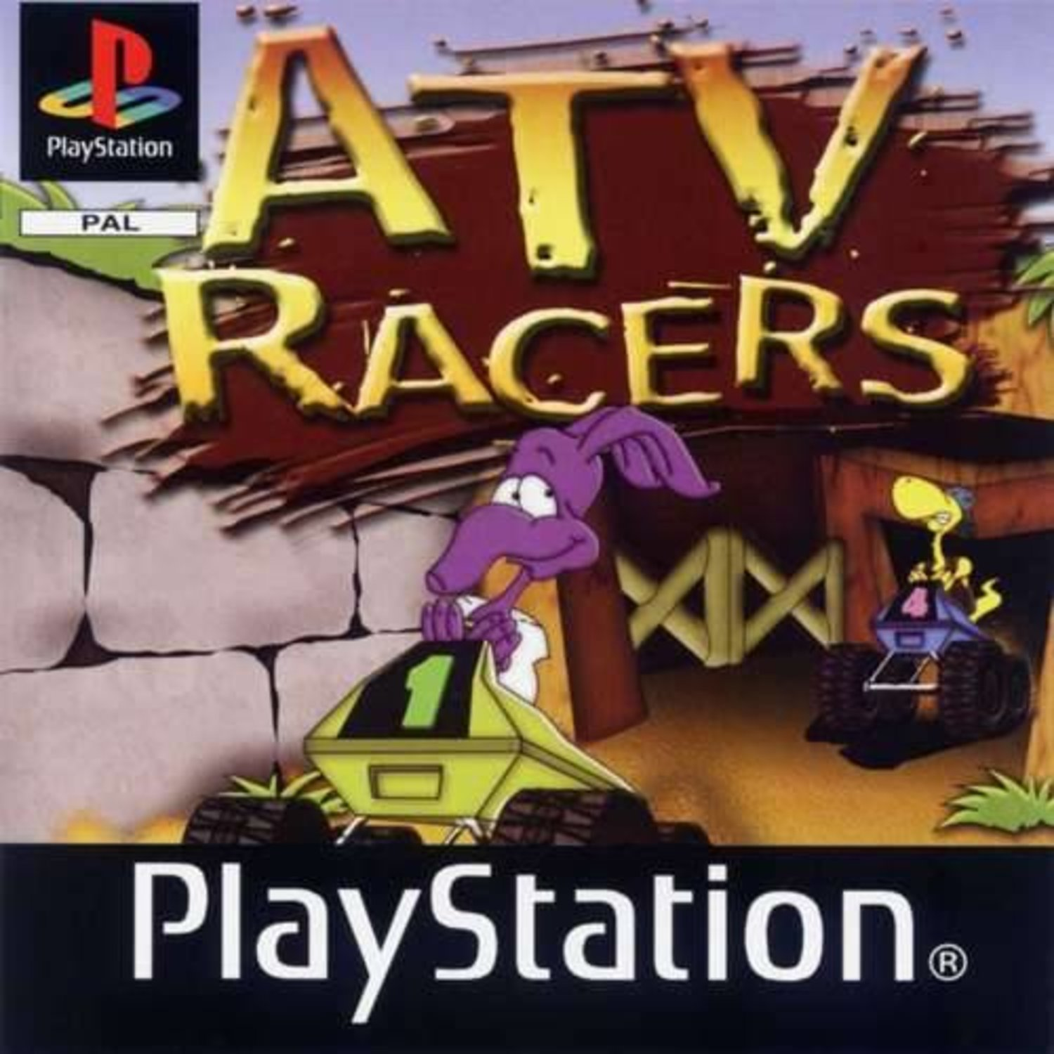 ATV Racers - Playstation