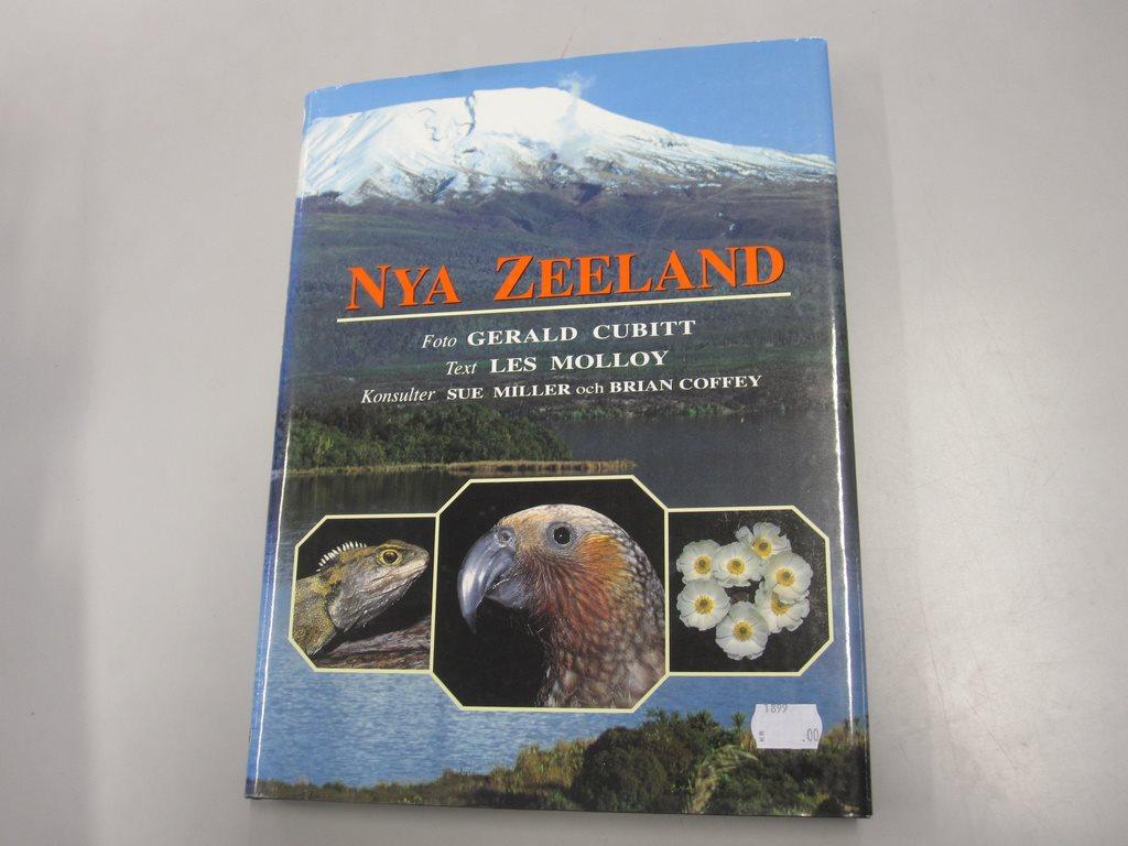 Nya Zeeland - Gerald Cubitt & Les Molloy