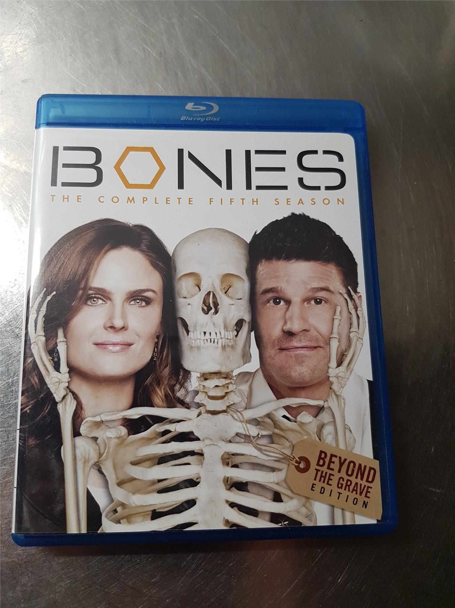 Bones - Season 5 - Region A (USA) (343652339) ᐈ Köp på Tradera