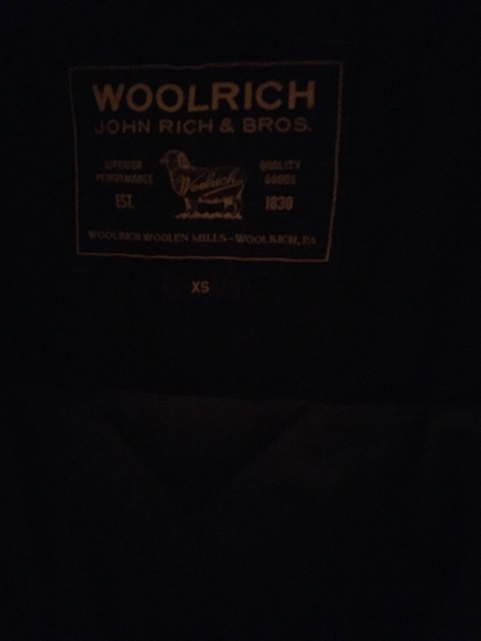 Woolrich Svart