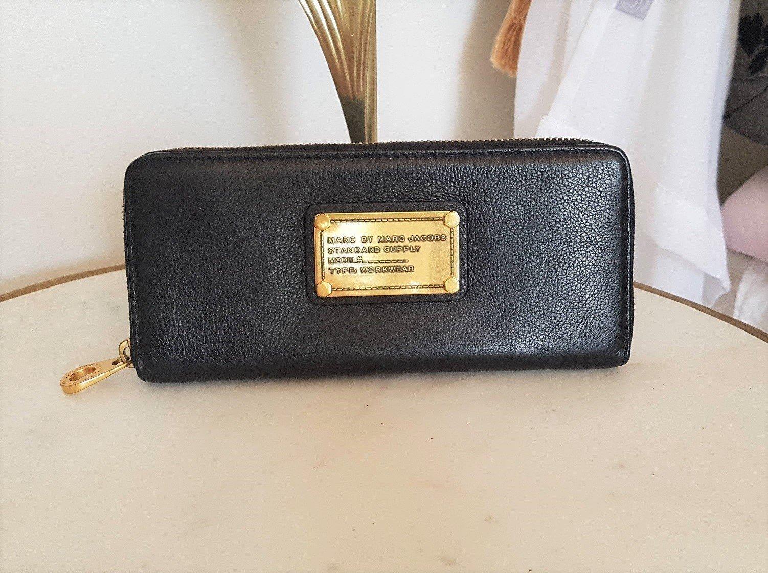 marc jacobs plånböcker