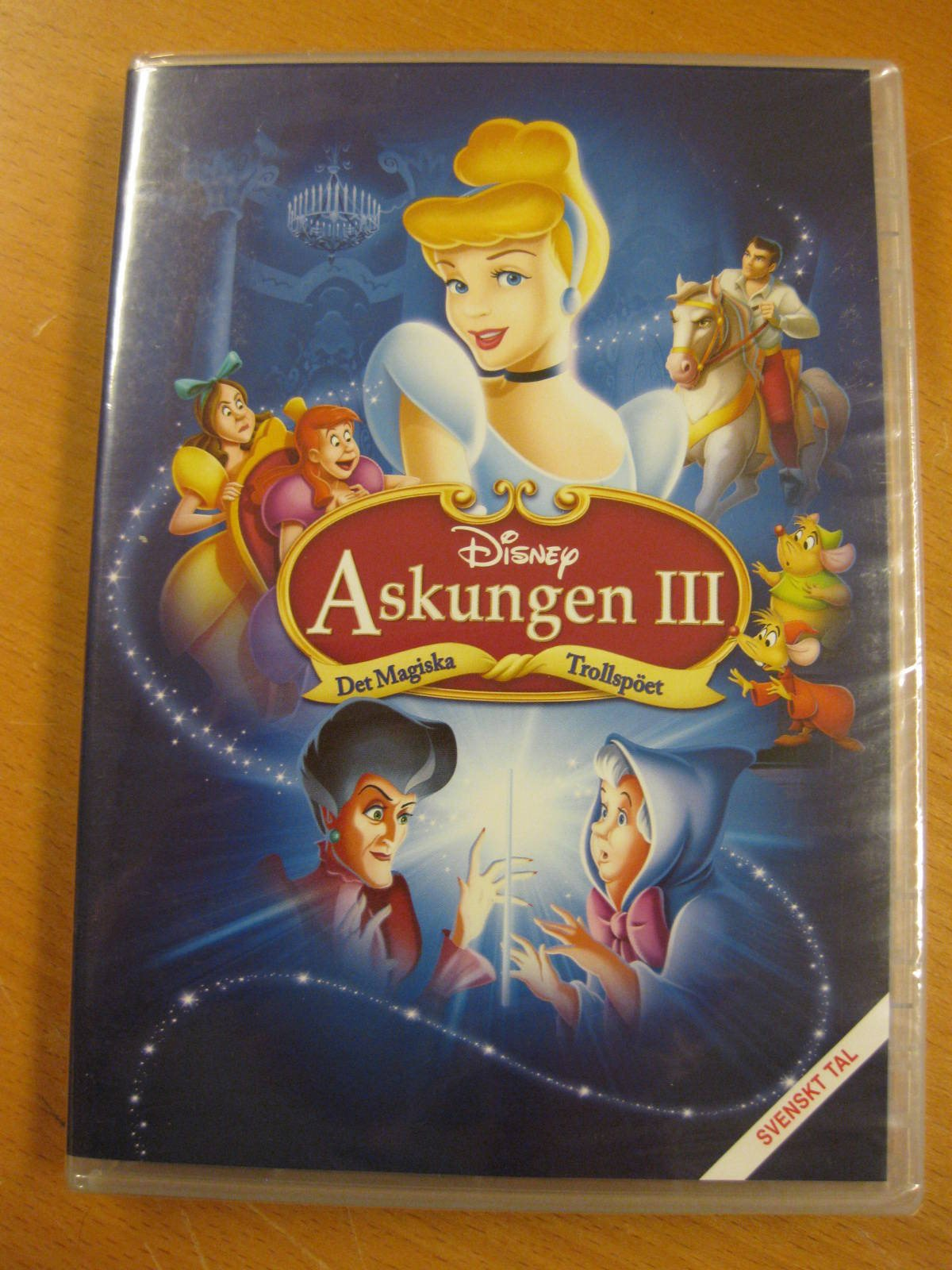 ASKUNGEN III (3) DET MAGISKA TROLLSPÖE.. (333632329) ᐈ hasse1248 på ... 0e0c4bd457352