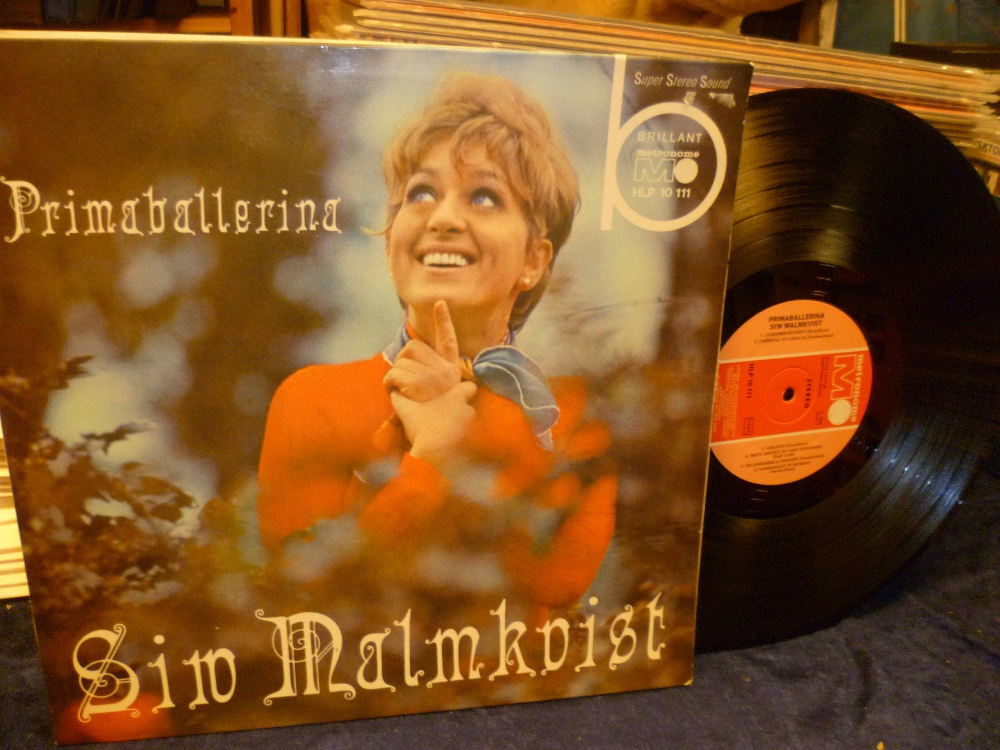 san francisco butik försäljning super populärt SIW MALMKVIST , LP , Prima Ballerina , På Tyska (379143344) ᐈ Köp ...