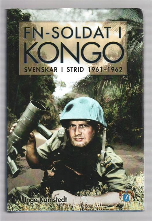 svenskar i kongo