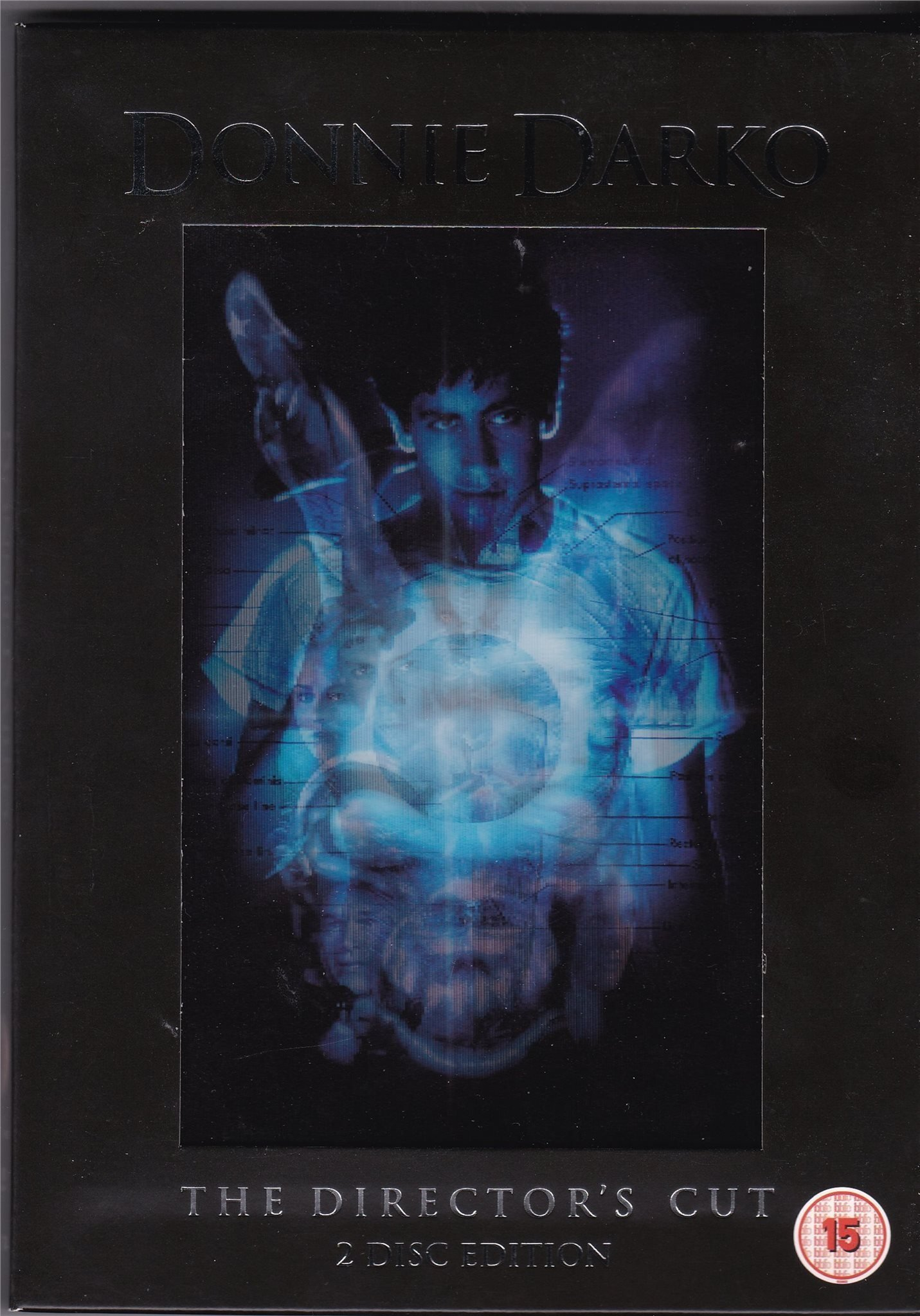 Donnie Darko - Jake & Maggie Gyllenhaal - Jena Malone - Director´s Cut 2 DVD