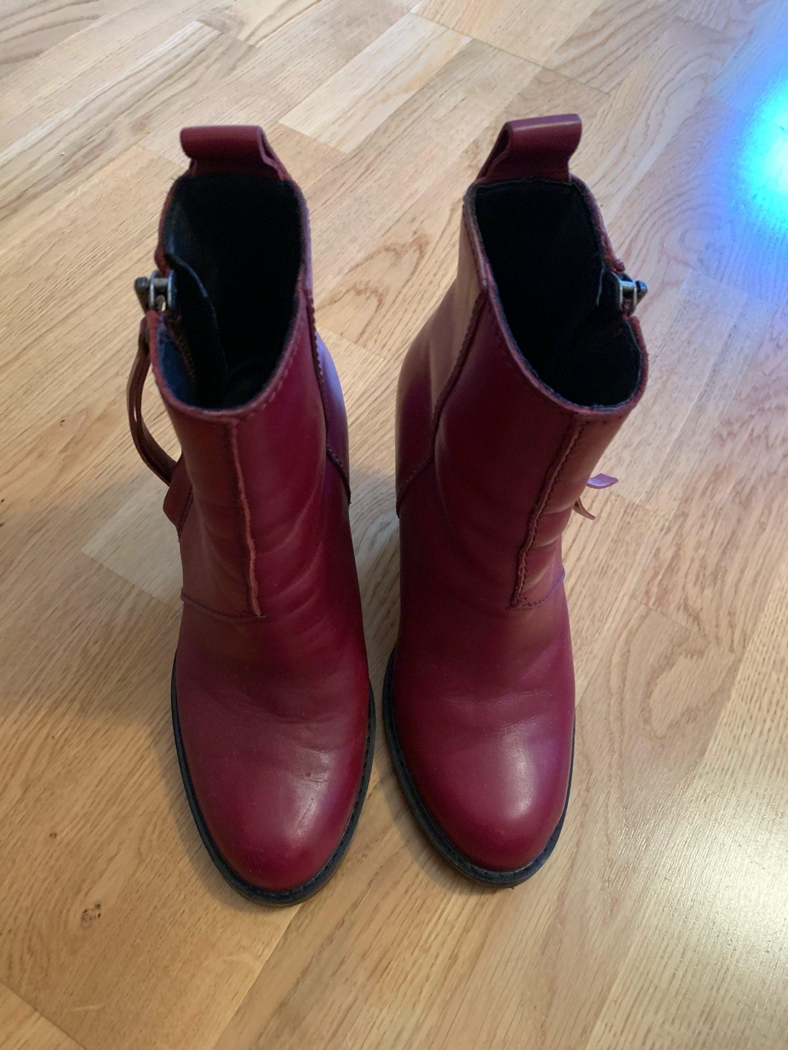 3e83dcb71b7d Acne jasna boots