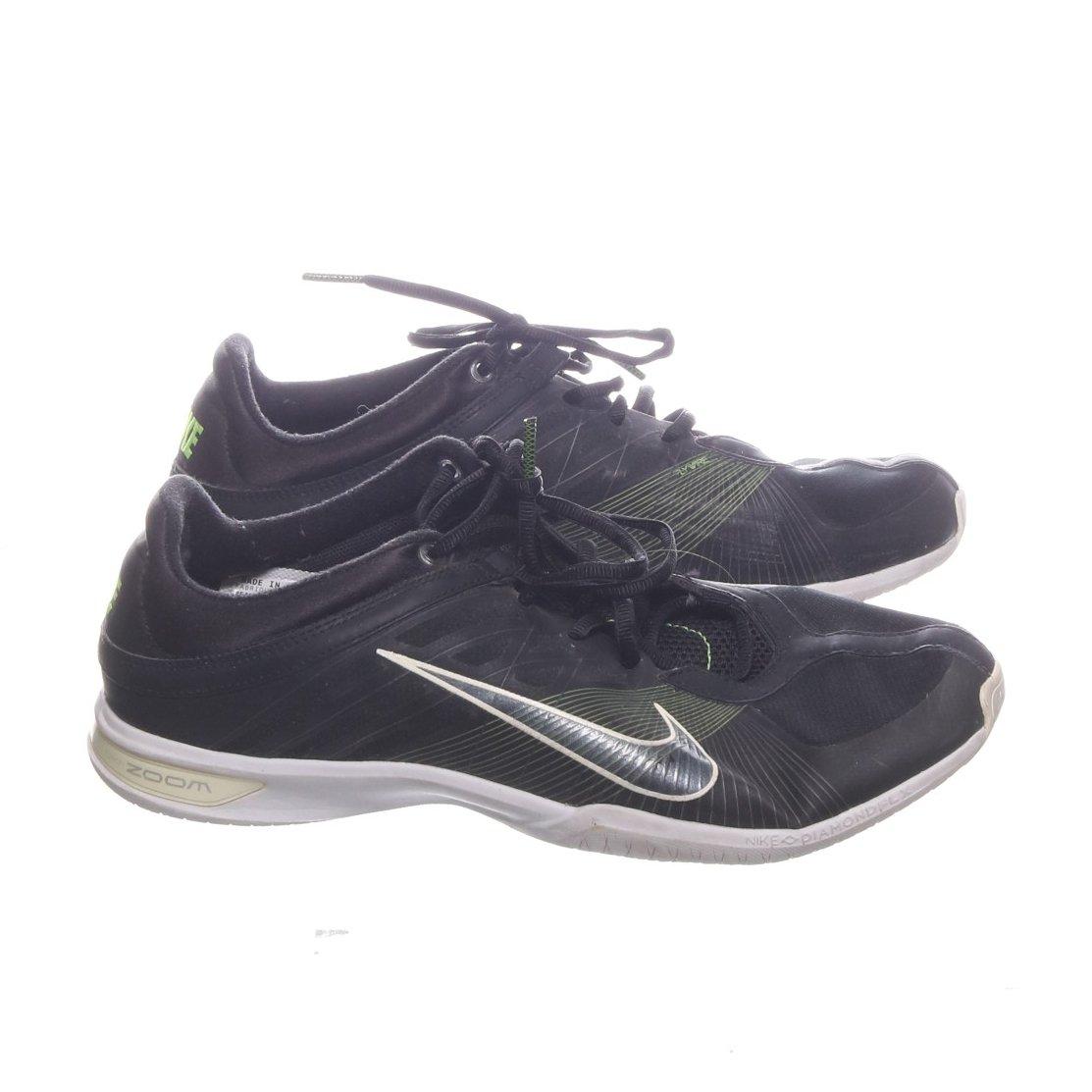 Nike, Tr?ningsskor, Strl: 40, Zoom, Svart