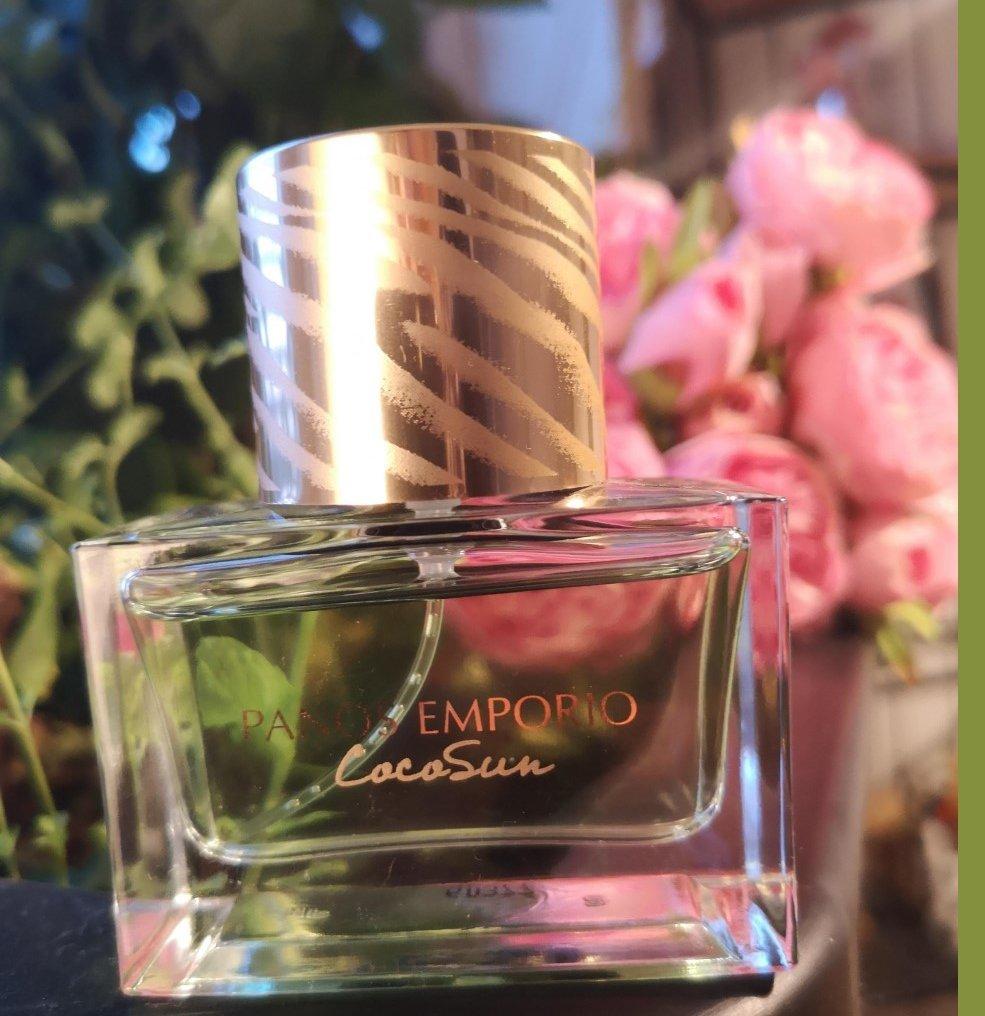 Parfym coco sun från panos emporio, 30 ml så go.. (386377426