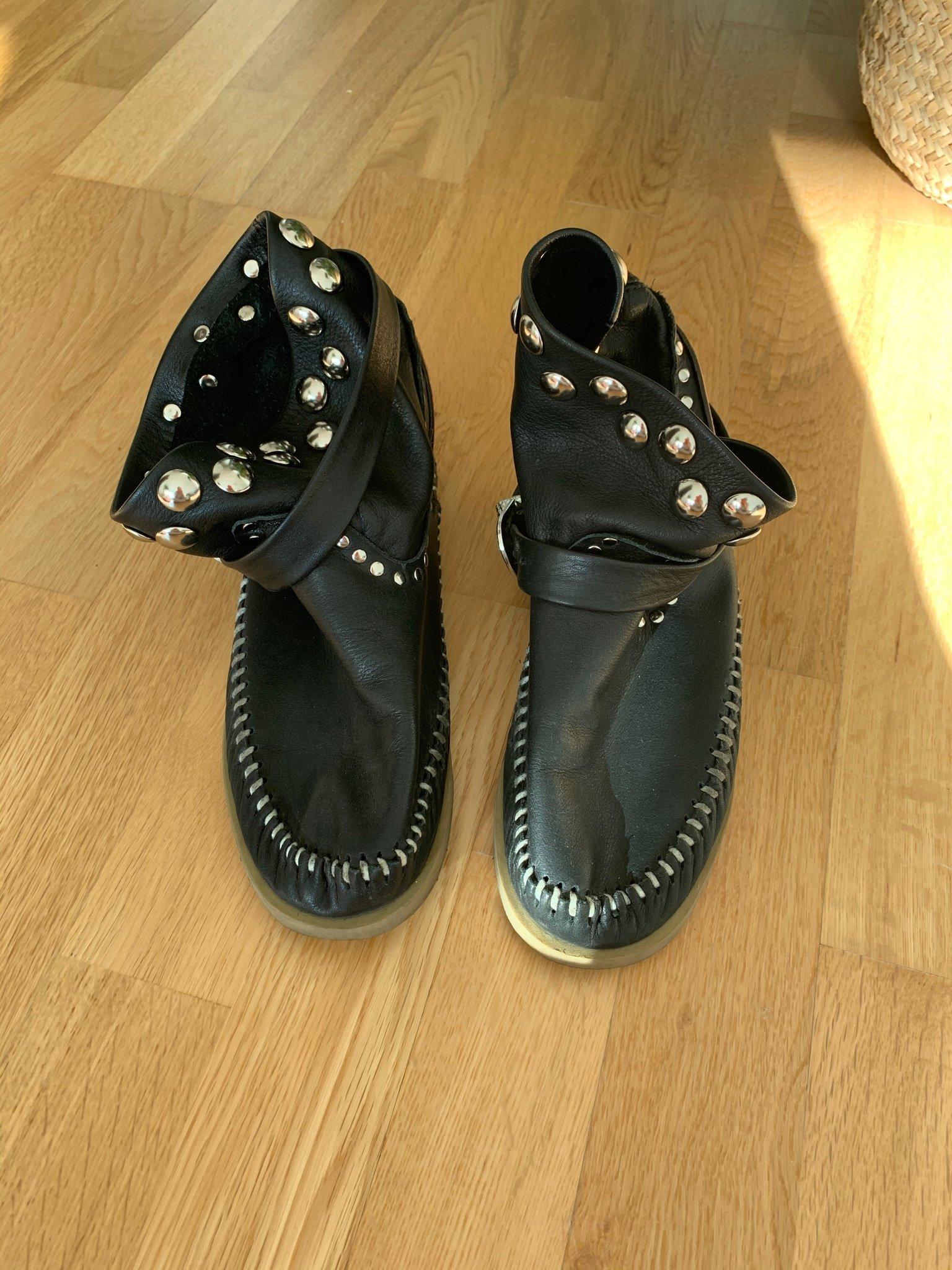 Knappt använda handgjorda Ldir skor, str 38
