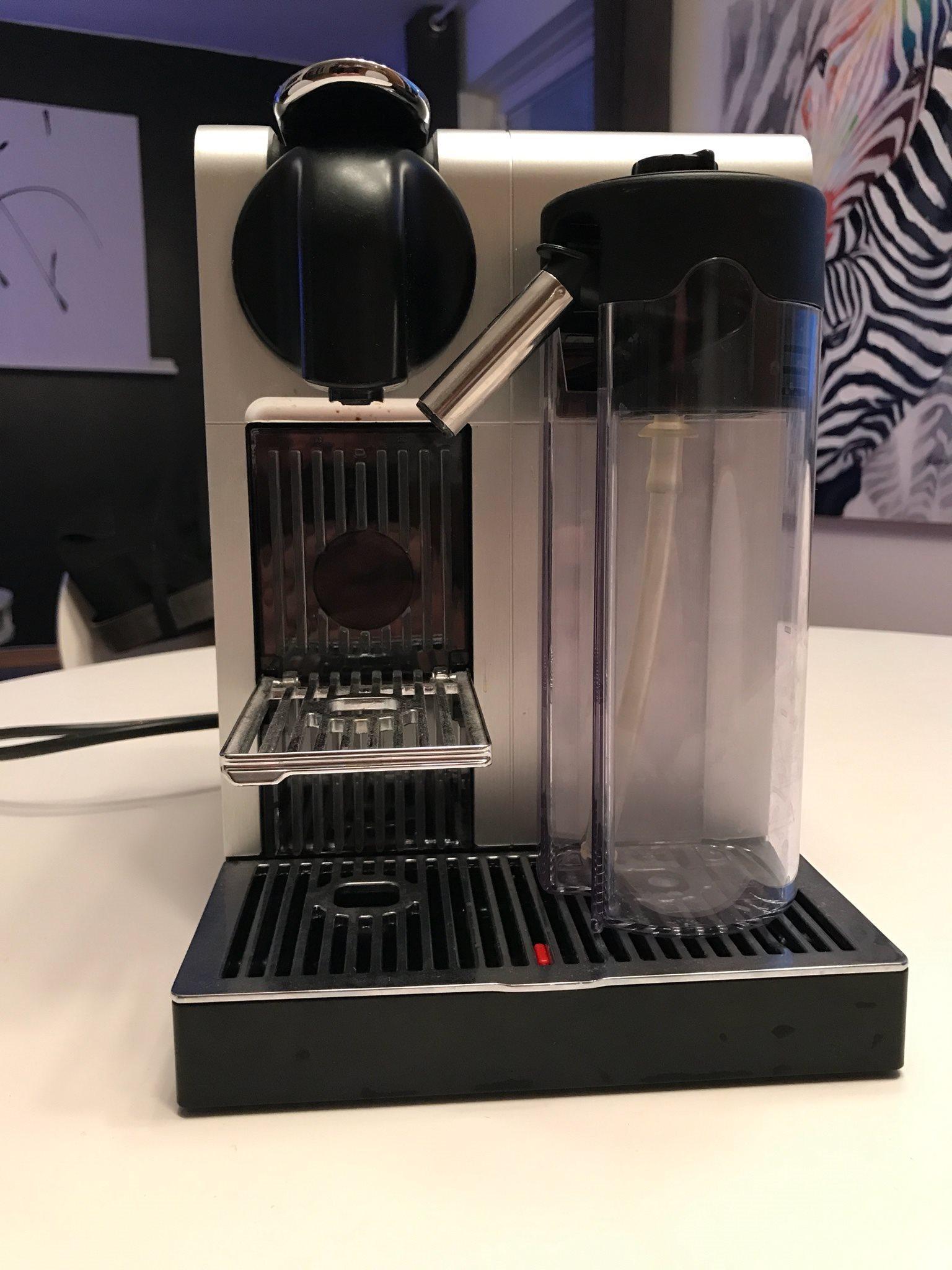 nespresso lattissima pro f456 - Nespresso Lattissima Pro