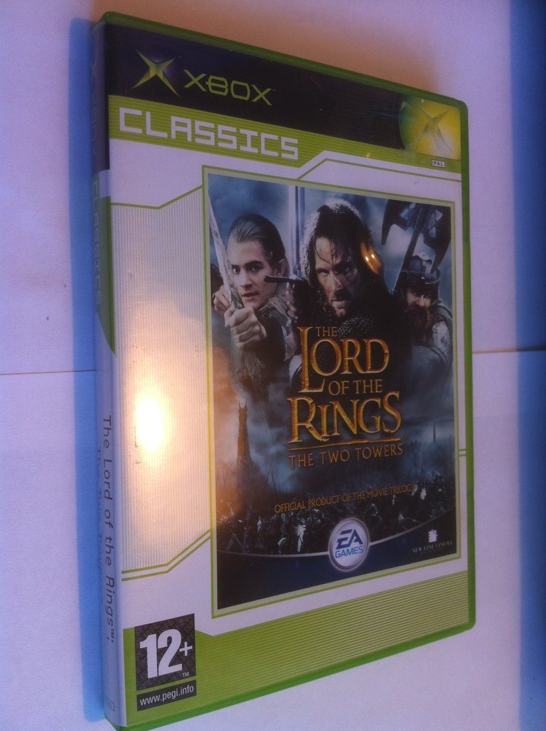 Xbox: The Lord of the Rings - The Two Towers