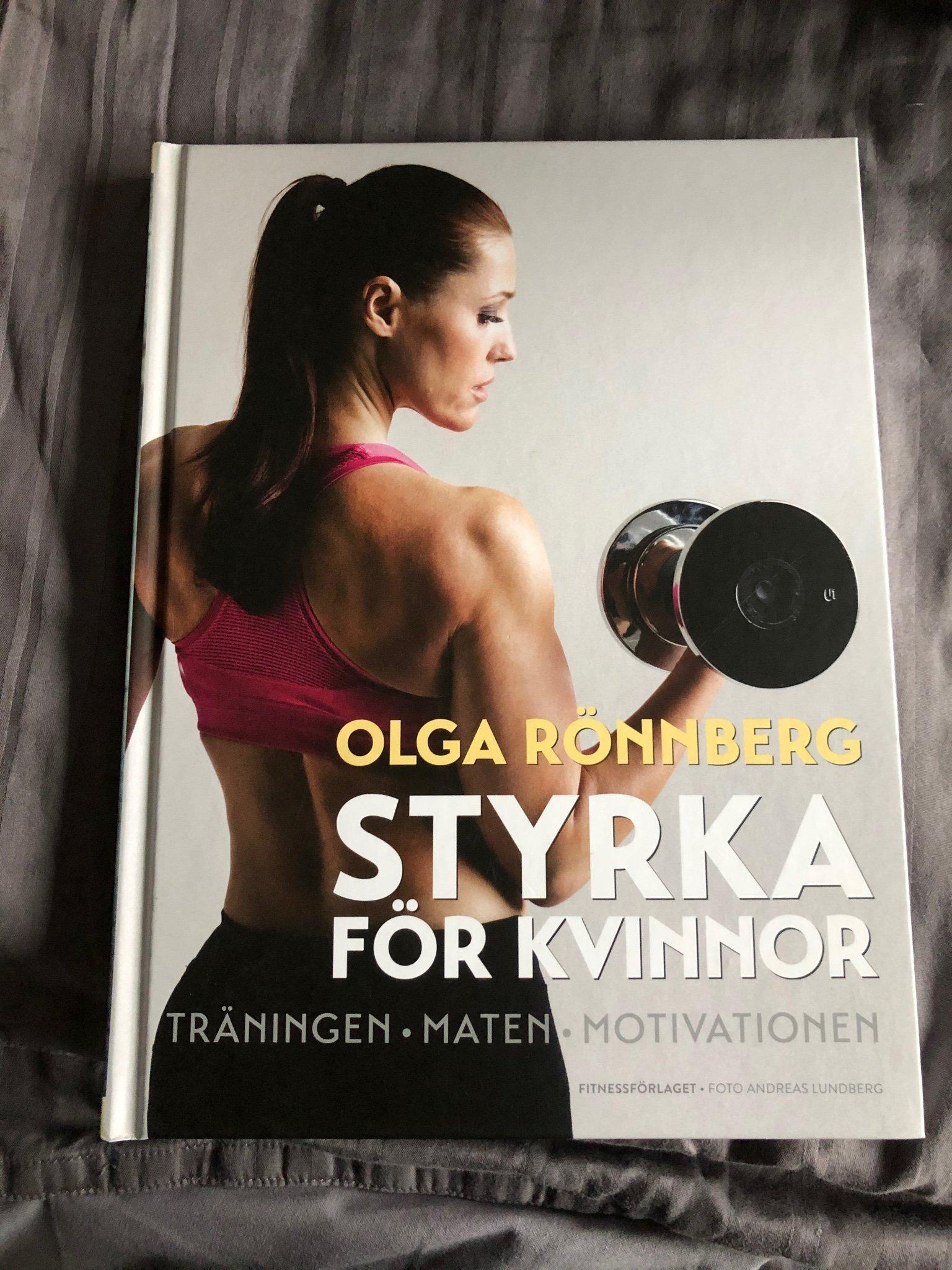 styrketräning för kvinnor olga