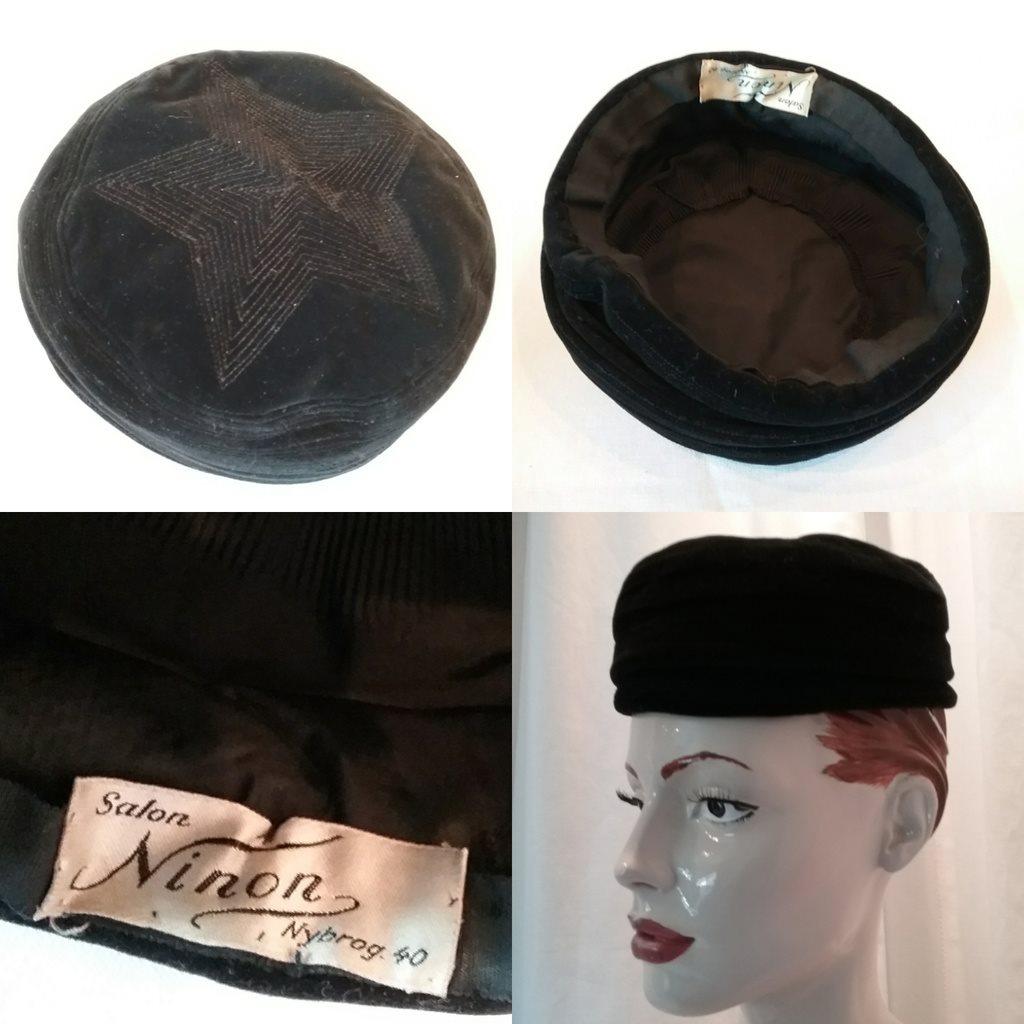 Vintage retro hatt damhatt barnhat.. (311514009) ᐈ vintagecorner på ... ad2bff501a08e