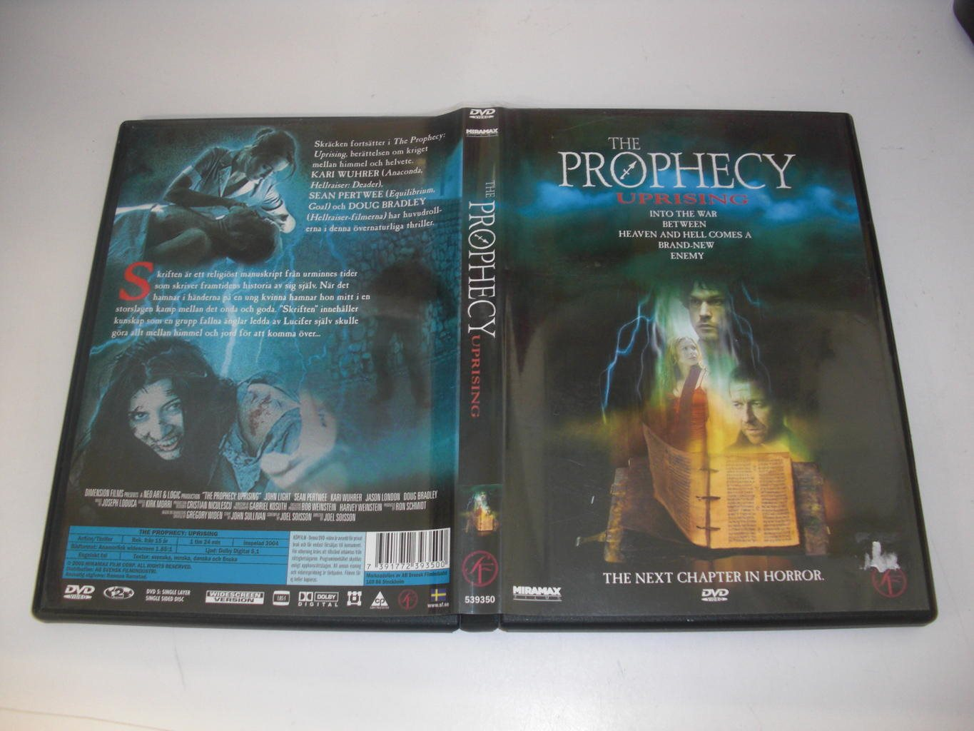 The Prophecy  -  Uprising
