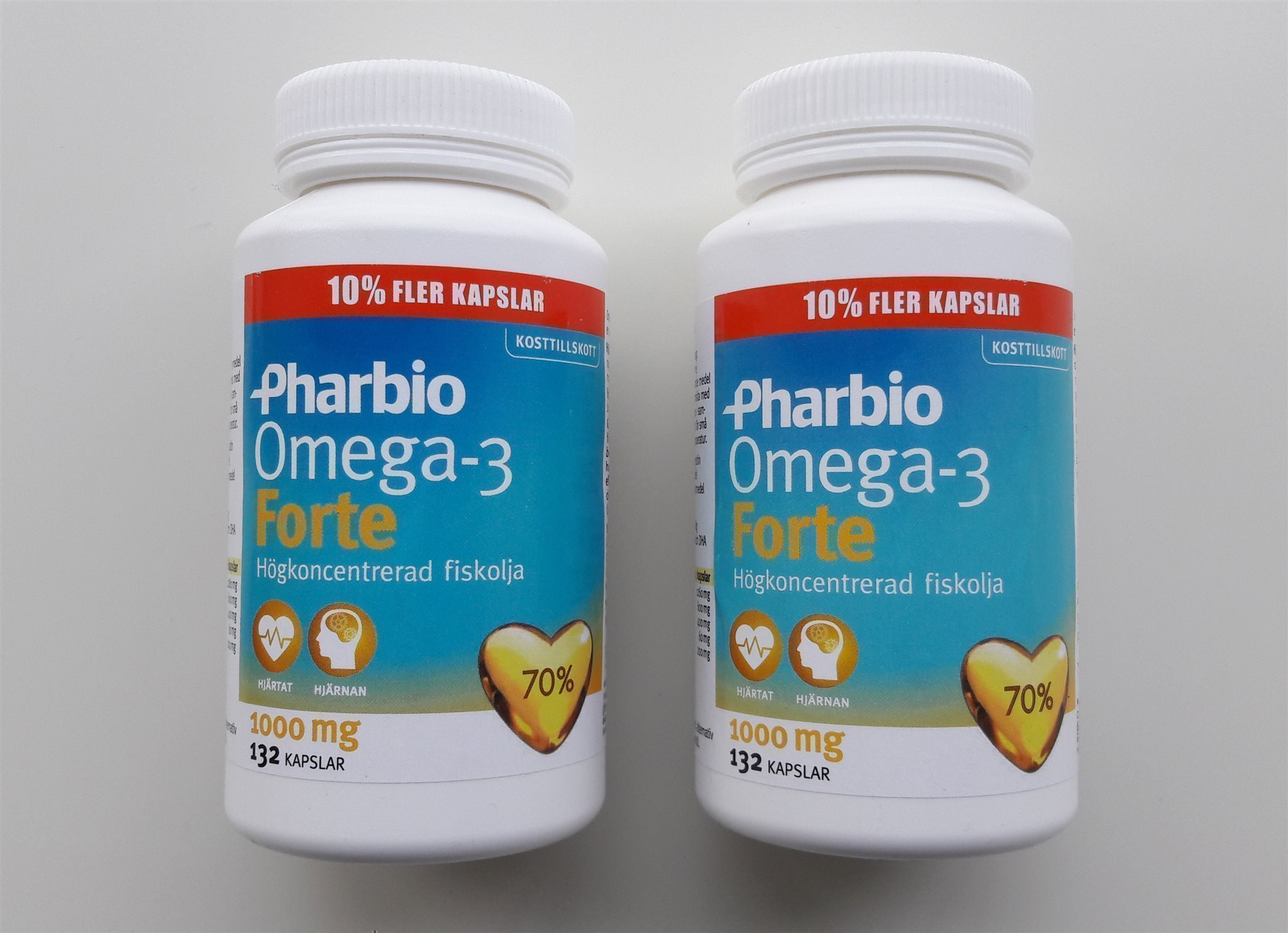 friggs omega 3 kapslar
