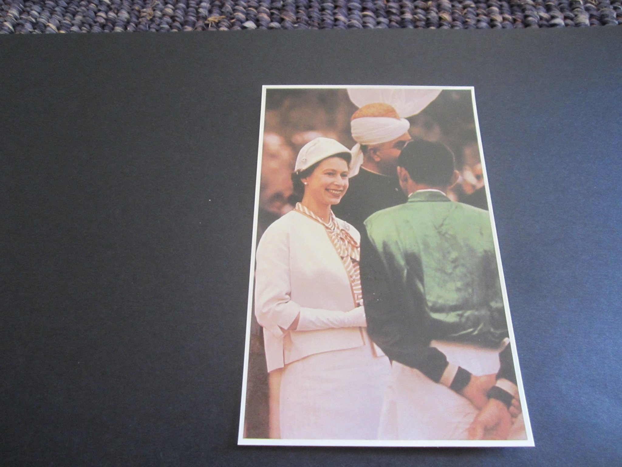 ROYALTY - PRESCOTT PICKUP - 3 BRITISH ROYAL FAMILY POSTCARDS