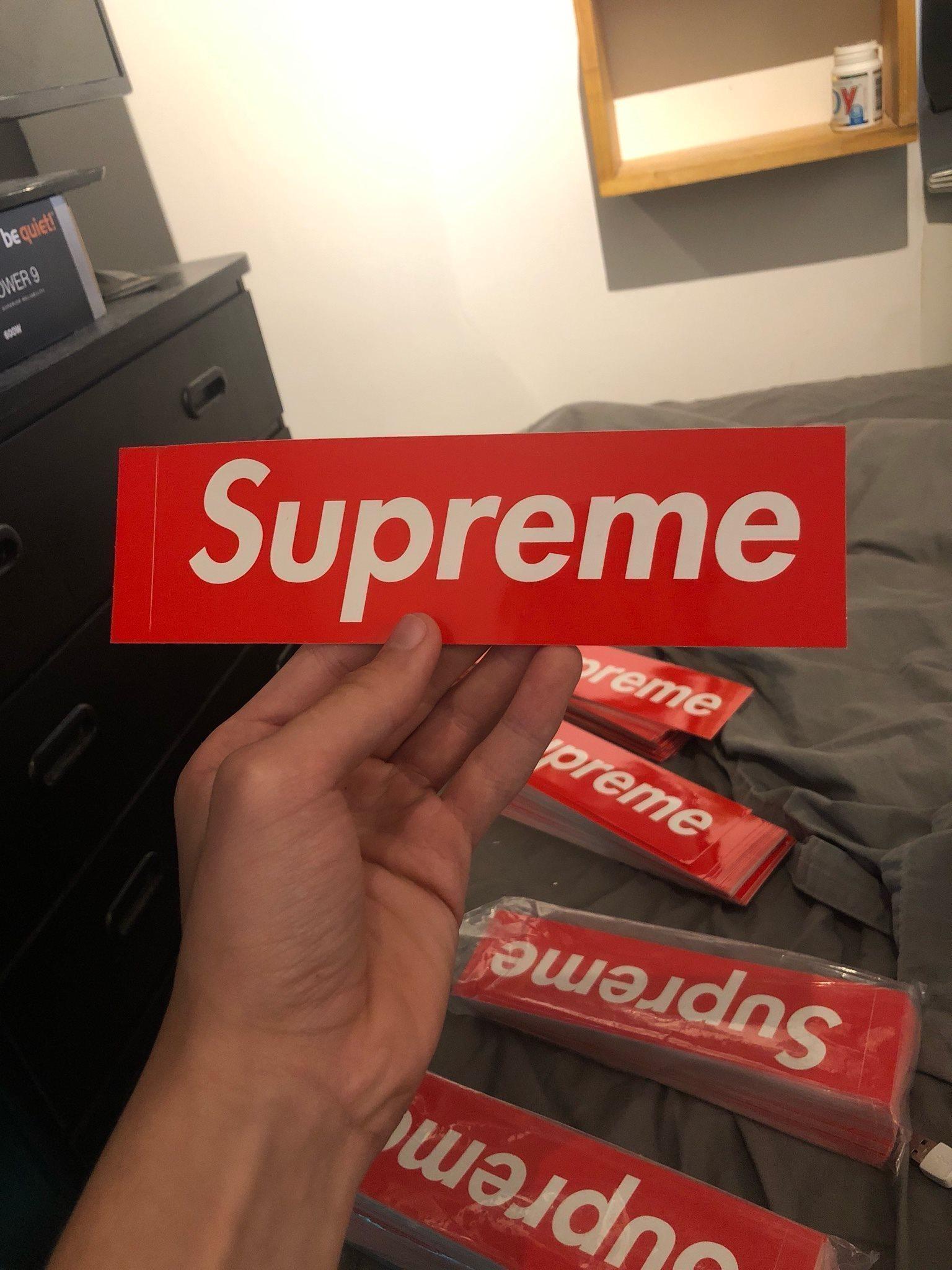 Kta Supreme Sticker 321755043 Kp P Tradera