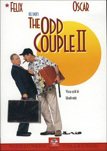 Odd Couple 2 (1998) Howard Deutch med Jack Lemmon, Walter Matthau