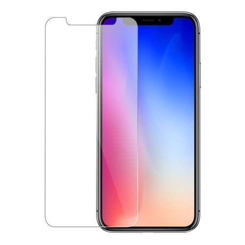 2x iPhone X glasskydd