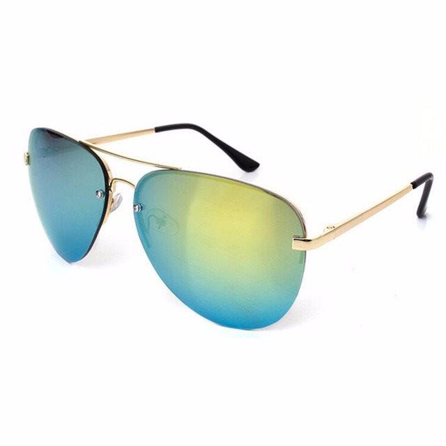 Solglasögon Pilot Grön Blå Lins Dam (257366504) ᐈ Fyndify på Tradera 7080fa0ec3b44