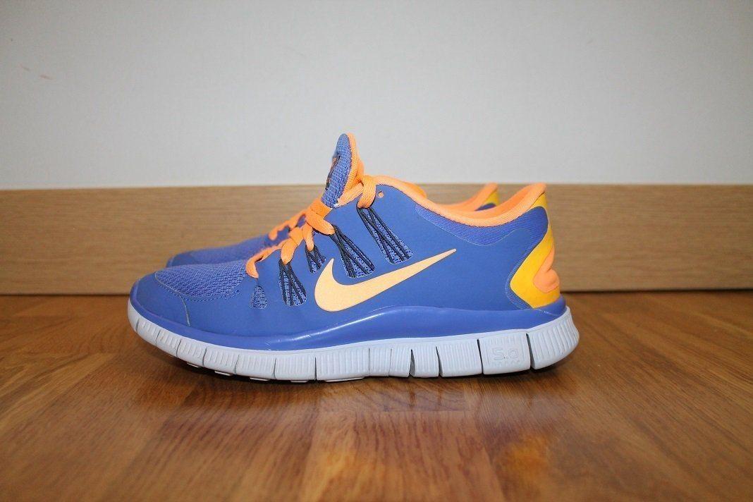 new photos c8b17 4a188 Nike Free 5.0 Träningsskor i storlek 38 !!! i fint skick