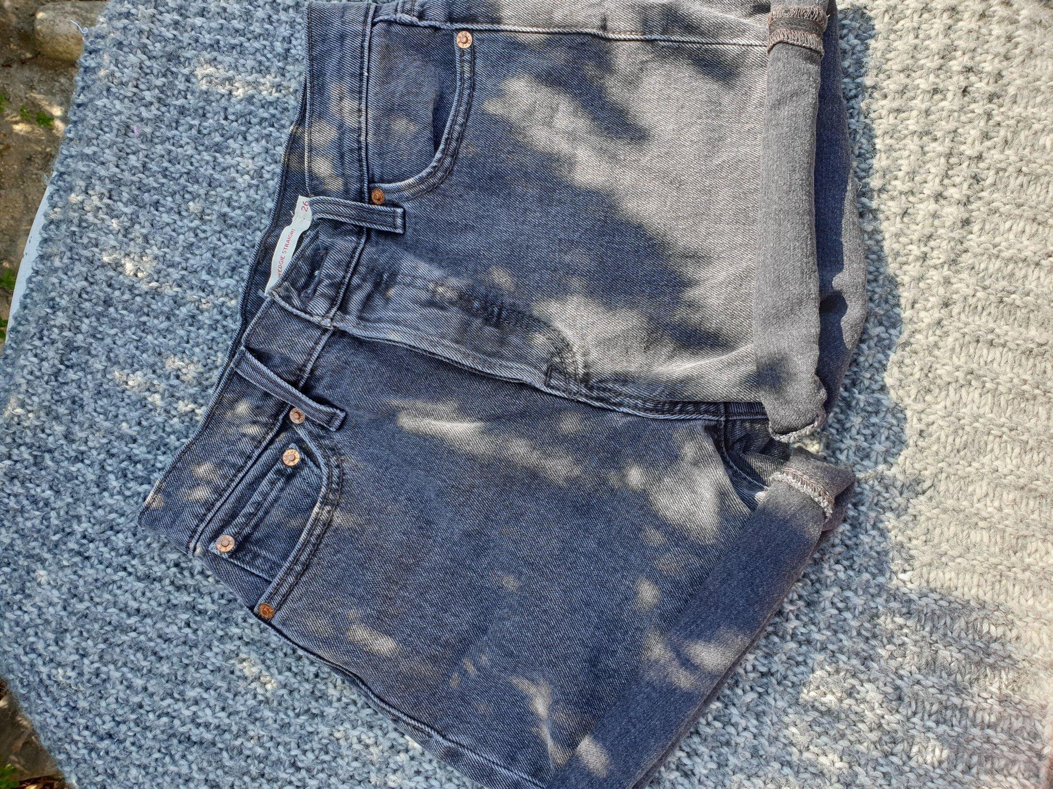 5d66de85154 Levi's jeans shorts i stl 26 (349683212) ᐈ Köp på Tradera