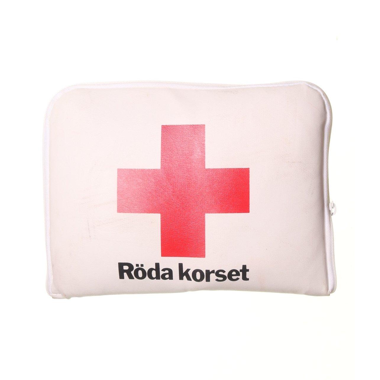 Röda Korset, Första hjälpen kit, VitRöd