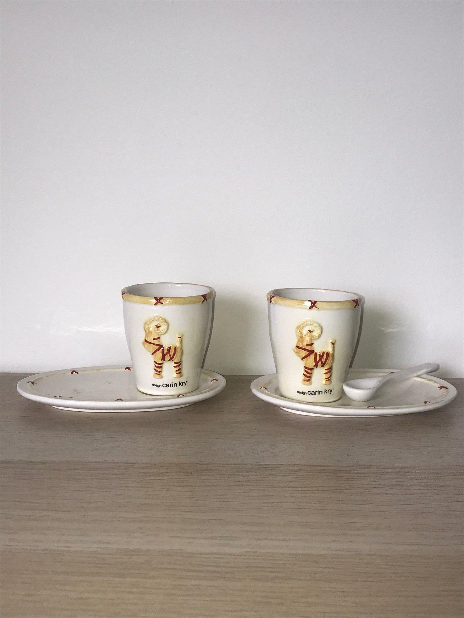 carin kry kaffekoppar