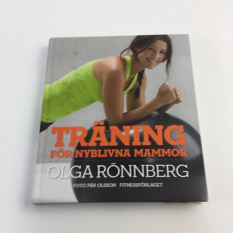träningsbok olga rönnberg