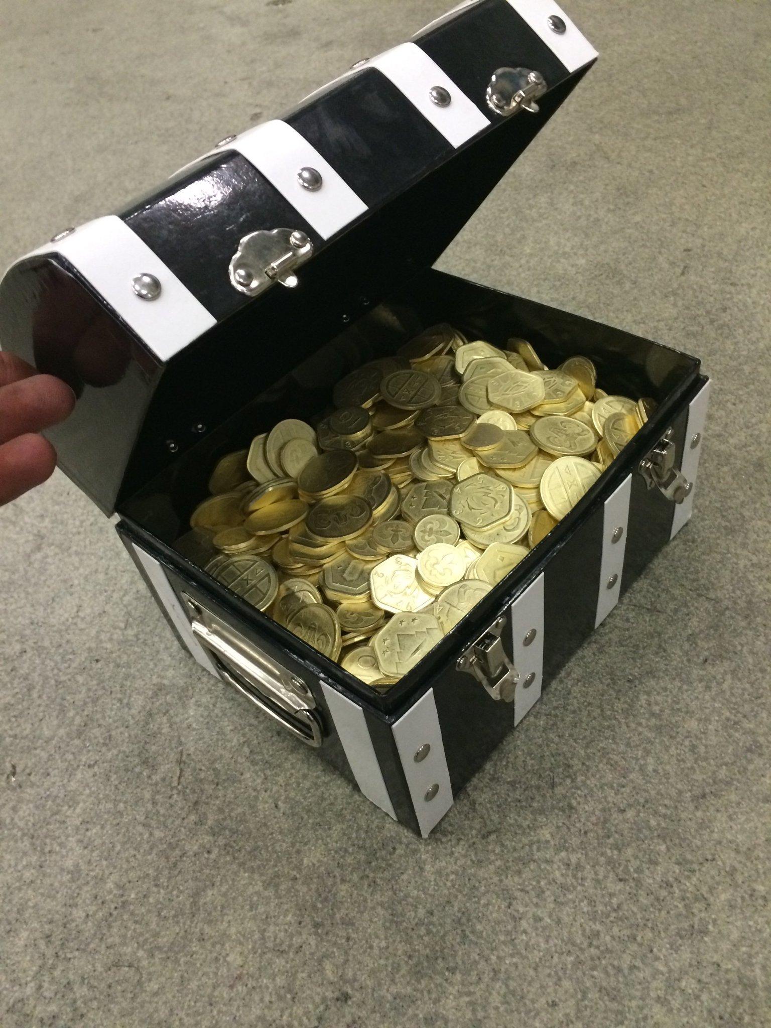 2bd5a92d Designa ditt eget mynt! 1000 st.. (348786387) ᐈ FantasyGoldCoins på ...