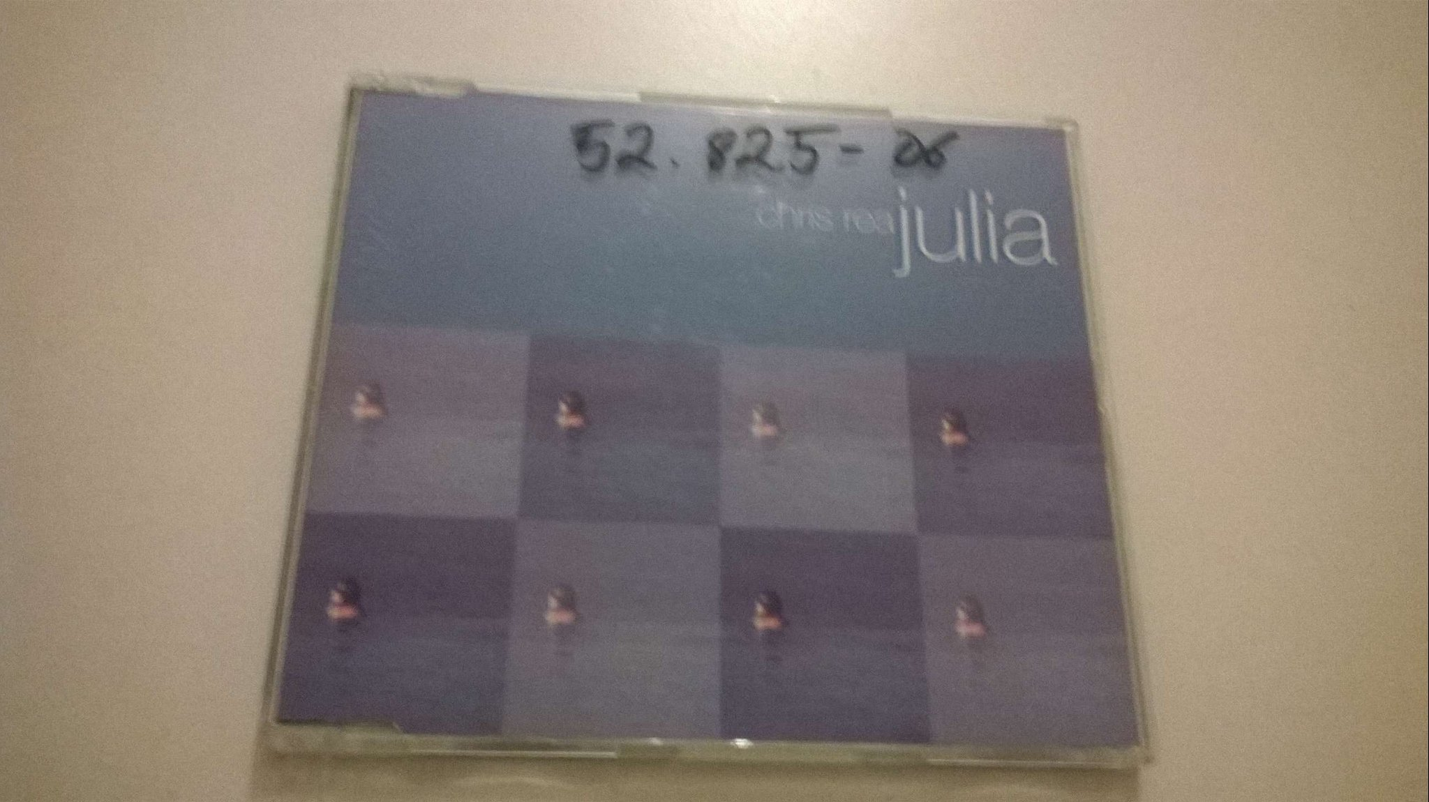Chris Rea, Julia, CD