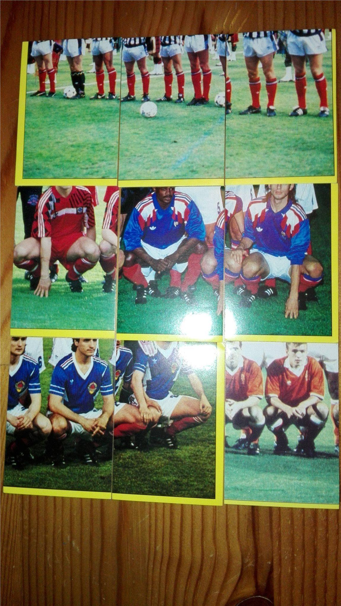 Fotbolls EM 1992 stickers samlarbilder (324950975) ᐈ Köp på Tradera a8517579f62ac