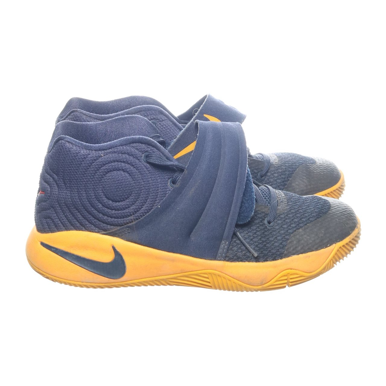 separation shoes 7fbff 48cbe ... canada nike sneakers strl 34 kyrie irving blå gul 2facb 84c4d