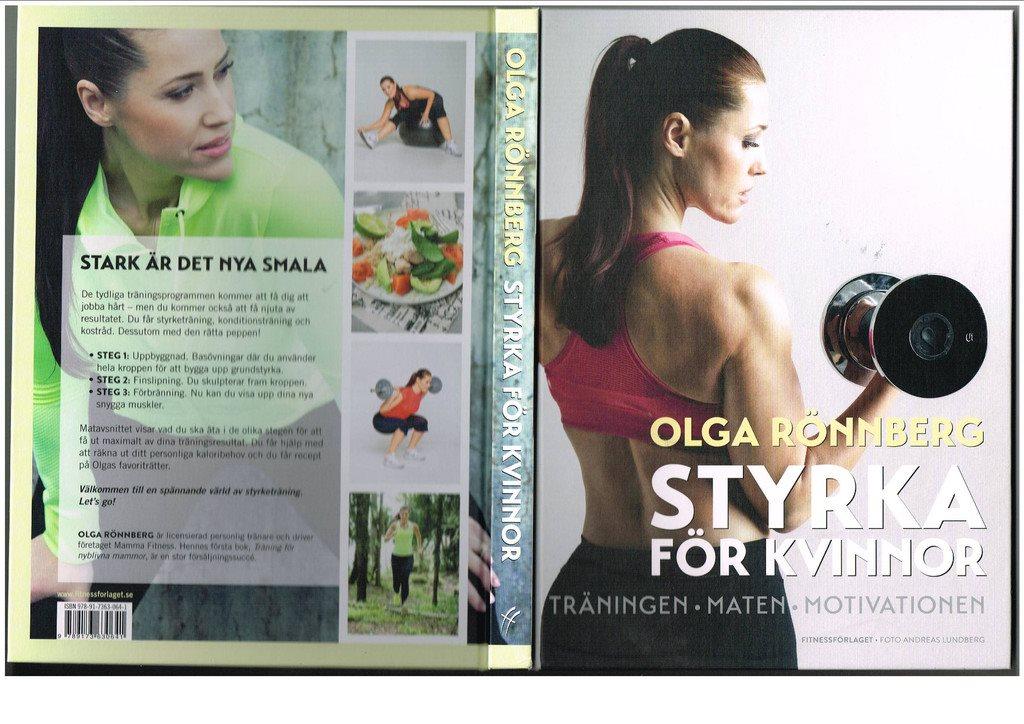olga rönnberg styrketräning för kvinnor