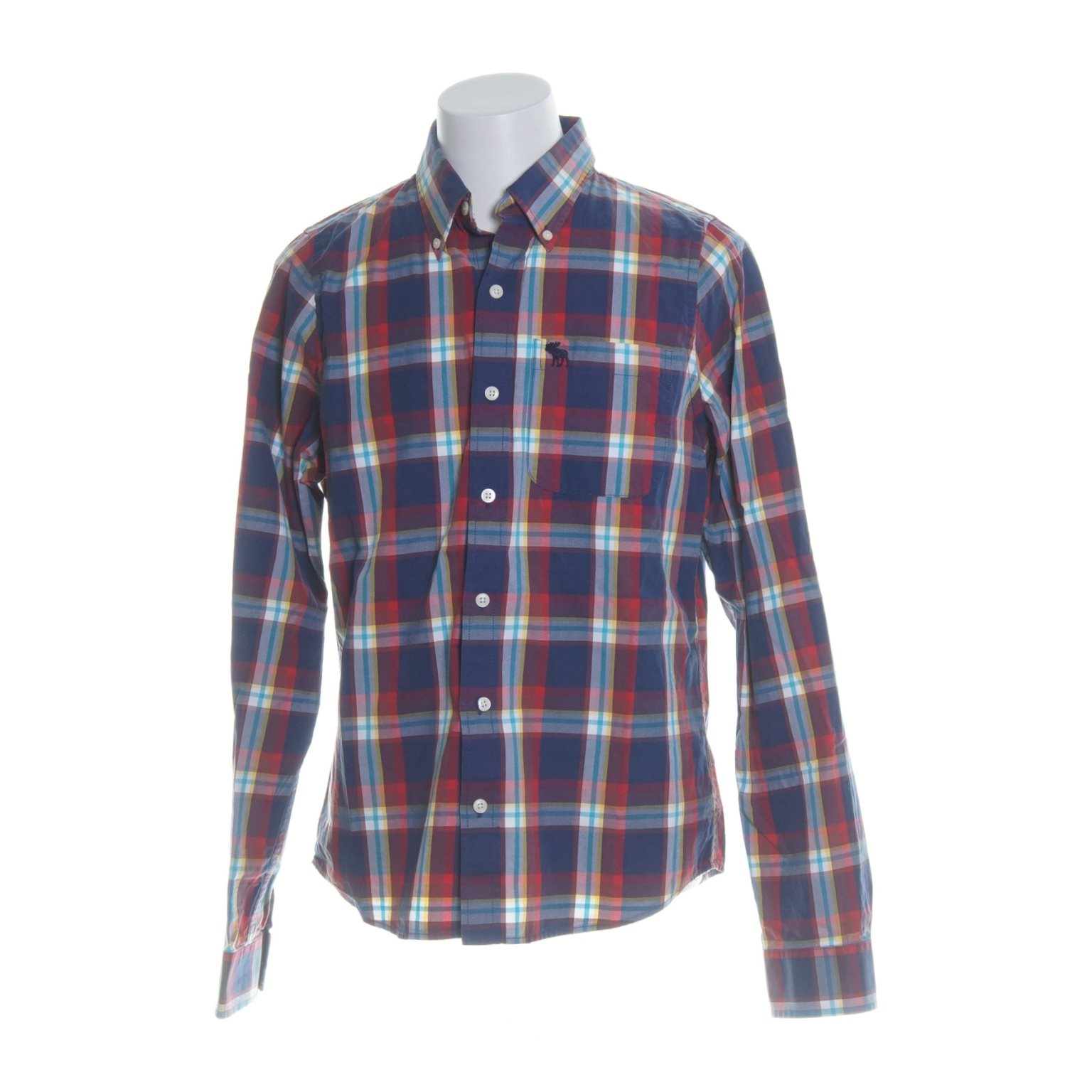 Abercrombie & Fitch, Buttondown-skjorta, Strl: XL