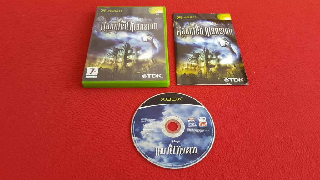 DISNEY THE HAUNTED MANSION till Xbox